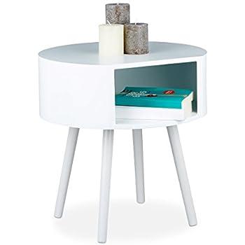 beistelltisch kay skandinavisch design schwarz wei tisch drahtkorb korbtisch wei. Black Bedroom Furniture Sets. Home Design Ideas