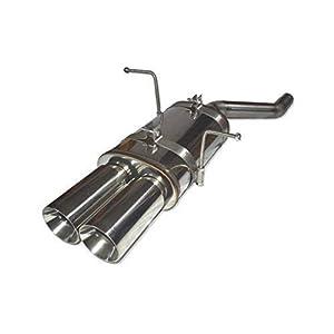 Mflow-Exhaust Sport Schalldämpfer