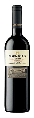 Baron De Ley Rioja Reserva Vino Tinto, 750 ml
