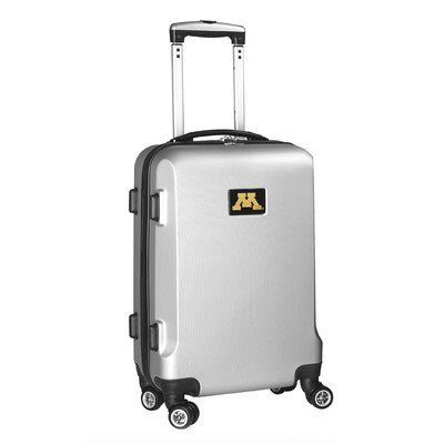 ncaa-minnesota-golden-gophers-hardcase-domestic-carry-on-spinner-silver-20-inch-by-denco