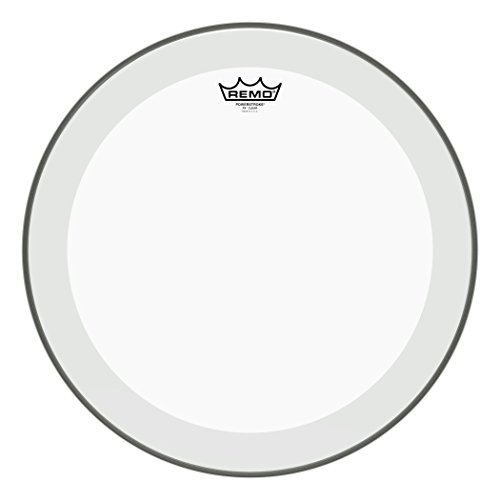 Remo p40318-bp klar Powerstroke TPR 4 Drum Head (18)