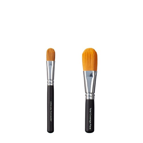 ON & OFF último Corrector y Total Cobertura Face Brush Duo, 1er Pack (1 x 0,25 L)