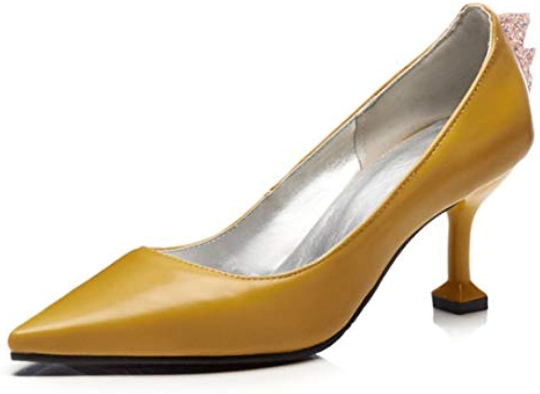 SERAPH Haute 605 Escarpins Femmes Talons Aiguilles Haute SERAPH Chaussures Bout Pointu En SoiréeB07HN617X2Parent 67b9bd