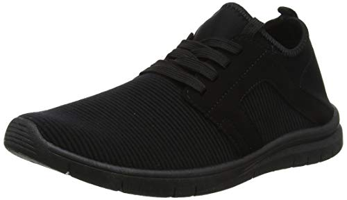 New Look Ribbed Sports, Baskets Homme