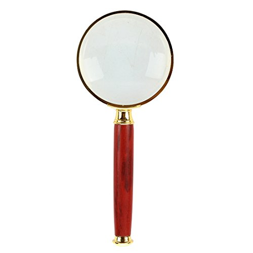 Magnifying Glass. Ideal for adding to the Inspector Gadget Costume.