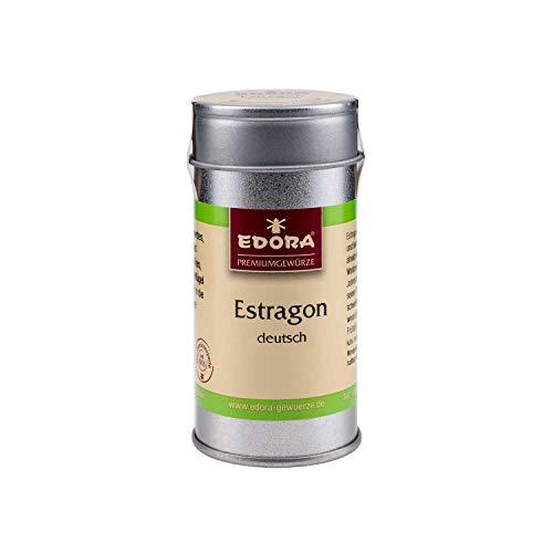 Premium Qualität Gewürz EDORA Streudose Streuer Estragonblätter Estragon französisch 7,5 Gramm