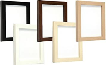 tailored frames square design picture and photo frames white 40 x 40cm amazoncouk kitchen home