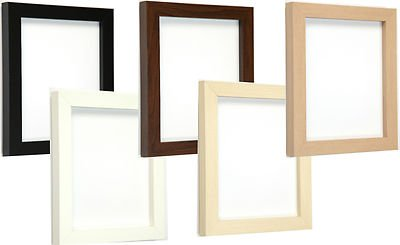 Tailored Frames - Square design Bilderrahmen - Schwarz - 14