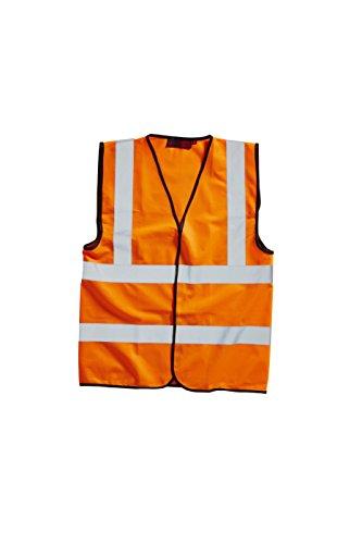 Blackrock - 430037 - Gilet de haute visibilité - Homme - Orange - Taille: 3XL