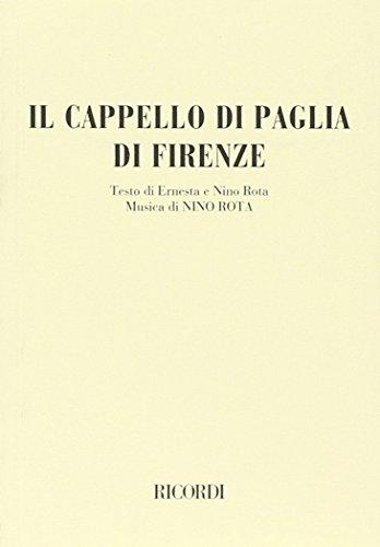 Il Cappello Di Paglia Di Firenze