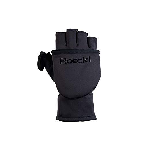 Roeckl Herren Kadane Handschuhe, Black, 7.5