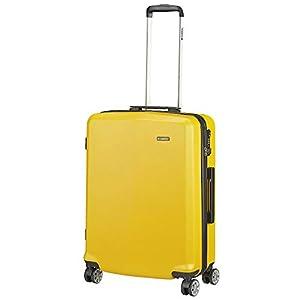 Gabol Trolley M Mondrian. Maleta, 50 cm, 20 litros, Amarillo