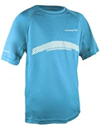 Camiseta RaidLight Outdoor Academy Electric Blue, azul