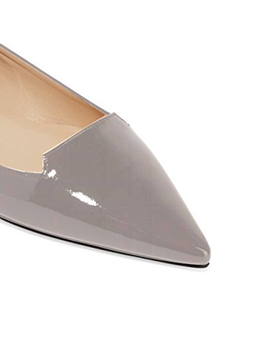 ELASHE - Scarpe da Donna - Ballerine - Ballerine Donna - Classic Flats Grigio