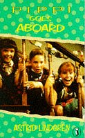 Pippi goes abroad [i.e.aboard]
