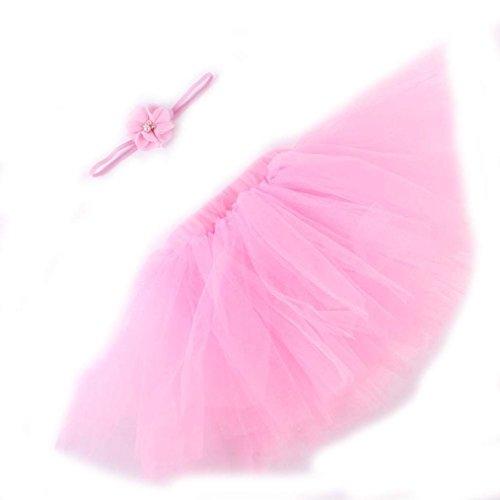 Malloom® Neugeborenes Baby Mädchen Jungen Tutu Kleid Kostüm -