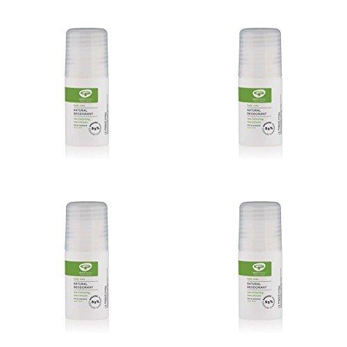 Organic Aloe Vera Deodorant - 75ml - Green People Organic Deodorant
