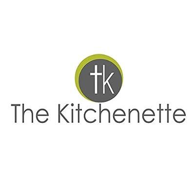 TheKitchenette 7321489 Théière en Fonte SENCHA grise 1L