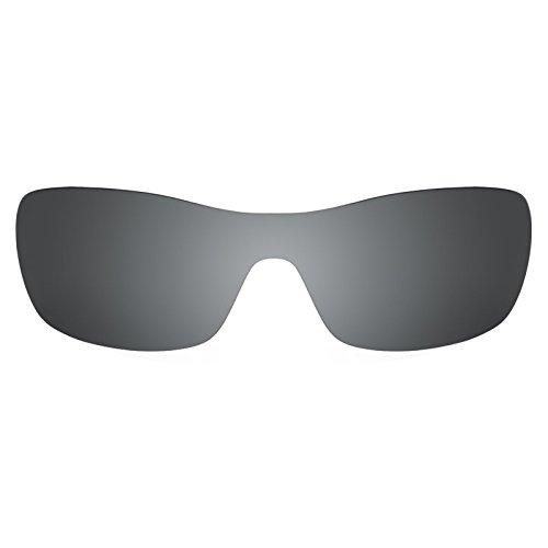 Revant Ersatzlinsen für Oakley Antix Polarisierung Elite Schwarz Chrom MirrorShield®
