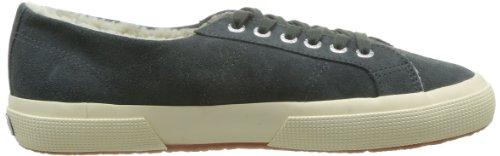 Superga 2750 SUEBINU Unisex-Erwachsene Sneakers Grau - Gris (Grey Stone)