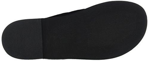 Vero Moda Vmcelia Leather, Sandales Femme Noir (Black)