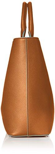 Armani - 095209_922532, Borsa A Mano Donna Cognac