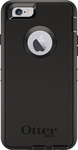 Defender Case Schwarz (OtterBox Defender iPhone 6S Schutzhülle, schwarz, iPhone 6 / 6s)