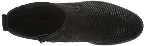 Tamaris 250, Stivaletti Donna Nero (BLACK STRUCT. 006)