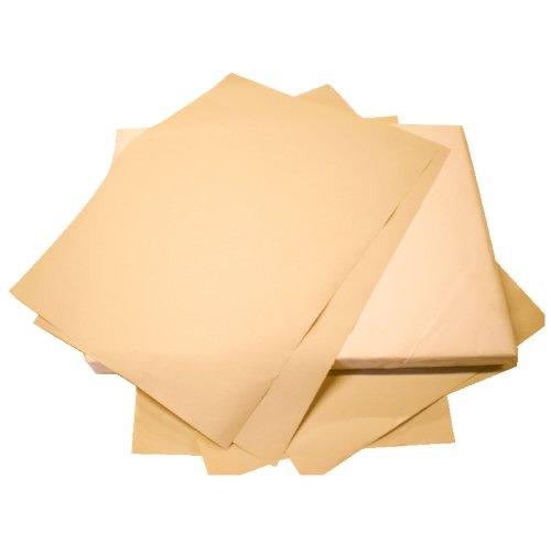 Tappetini per auto, usa e getta, in carta, colore: marrone, confezione da 250 pezzi, pacco piatto