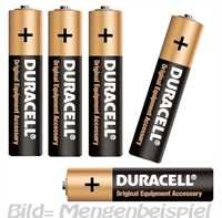 OEA Duracell MN2400 AAA/Micro Pile alcaline 20-Pack