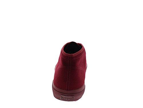 SUPERGA - Sneaker COTU 2754 - total dark bordeaux Total Dark Bordeaux