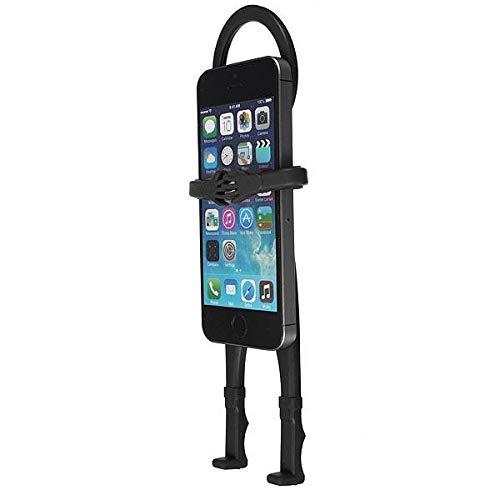 @Fato Handyhalterung für iPhone/Smartphone, Silikon, flexibel, in menschlicher Form