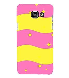 Ebby Printed back cover for Samsung A5 2016 A510(Premium Designer case)