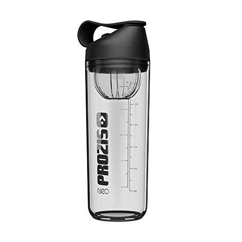 Prozis Neo Mixer Bottle 2.0 - Crystal Jet-Black - Crystal Shaker