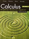 Calculus-Graphical, Numerical, Algebraic-ATE AP Edition by Ross L. Finney (2012-08-01) - Ross L. Finney;Franklin D. Demana;Bert K. Waits;Daniel Kennedy
