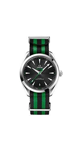 Omega Aqua Terra Gold Edition Automatic Black Dial Mens Watch 220.12.41.21.01.002