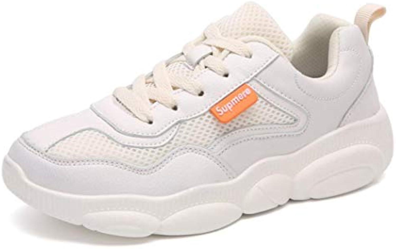 ZIXUAP Uomini Donne Moda scarpe da ginnastica Mesh Ultra Ultra Ultra Leggero Traspirante Atletica Corsa a Piedi Scarpe da Ginnastica,B,38 | Delicato  | Uomini/Donne Scarpa  aa3283