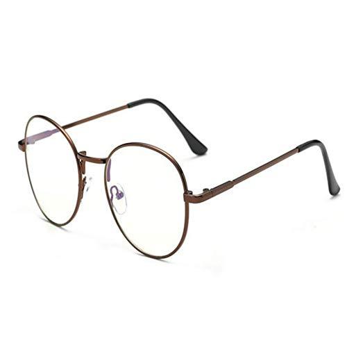 HPTAX-VB Spiegeln Computer Brille Blaulichtfilter Anti-Müdigkeit Klare Linse Anti Uv Reader Eyewear Männer/Frauen Brillen Anti Brillenträger