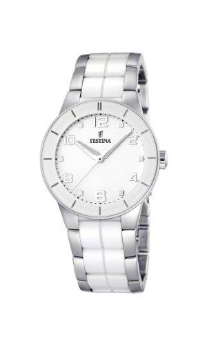Festina Damen-Armbanduhr XS Trend Ceramic Analog Keramik F16531/1