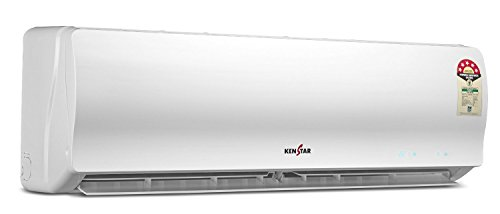 Kenstar KSM35.WN1-MDA/QDL/ Split AC (1 Ton, 5 Star Rating, White) with 1+1 year Extended Warranty Free