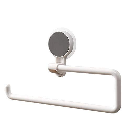 Multifunktions-Drehende Hängende Handtuchhalter Handtuchstange Frei Lochen Küchenpapierhalter...