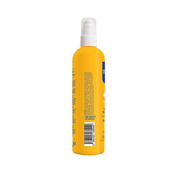 Mustela Solar Milk, eficaz y suave para la piel, alta protección contra los rayos UVA y UVB, 300 ml