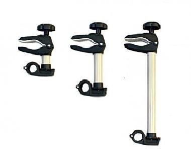 KIT 3 braccetti 3D per fissaggio bici su portabici modelli 'PADOVA' e 'FIRENZE'