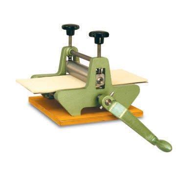 ´Geko´-Druckpresse, Modell PK 120 Breite 120mm [Spielzeug]
