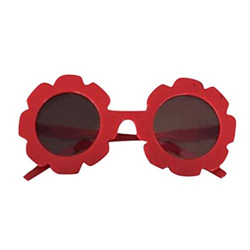 Koojawind Baby Kinder Jungen MäDchen Anti-Uv Brille Cartoon Goggle Sonnenbrille Anti Eye Fleck Schutz Unisex Kinder MäDchen Jungen Fashion Style Shades