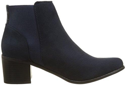 Initiale Damen Replay Chelsea Boots Blau (Marineblau)