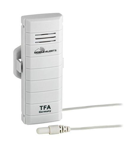 TFA WeatherHub T Sender mit Kabelfühler wasserfest