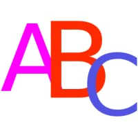 ABC flashcards for kids