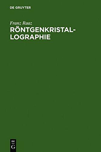 Röntgenkristallographie: Einführung in die Grundlagen