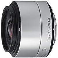 Sigma 40S965 Obiettivo 19mm-F/2.8 DN, Attacco E-Mount, SE System, Mirrorless, Silver